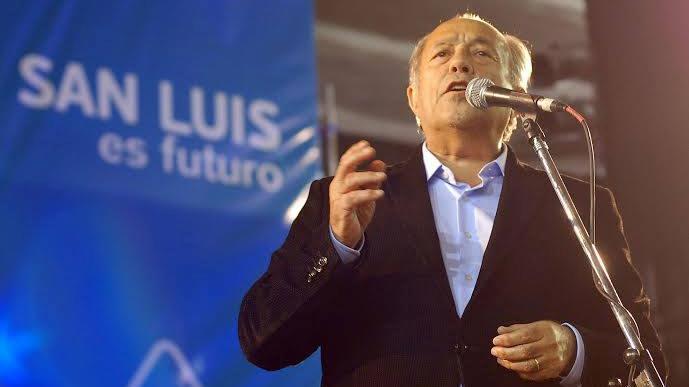 Rodríguez Saá buscará mejorar su desempeño respecto de las Primarias.