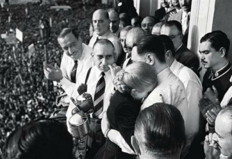 70 años después del clamor popular para liberar a Perón, lo recuerdan en las redes