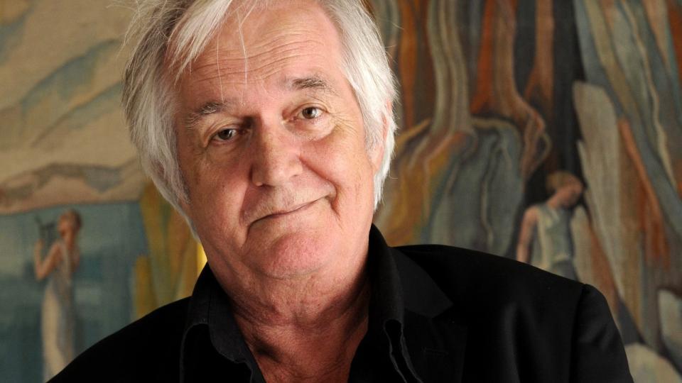 Henning Mankell, autor de la serie de novelas protagonizadas por el inspector Wallander.