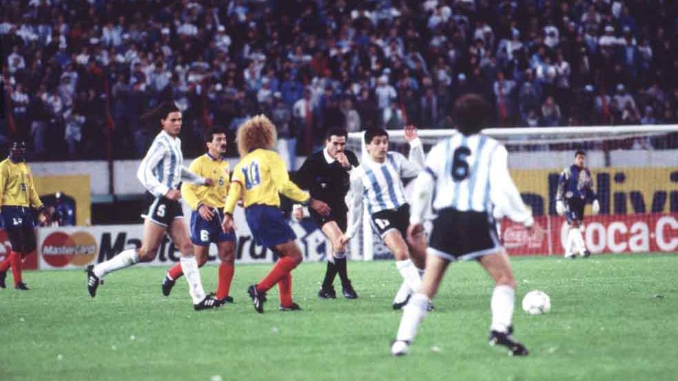 La última vez que perdió en el Monumental fue contra Colombia en 1993