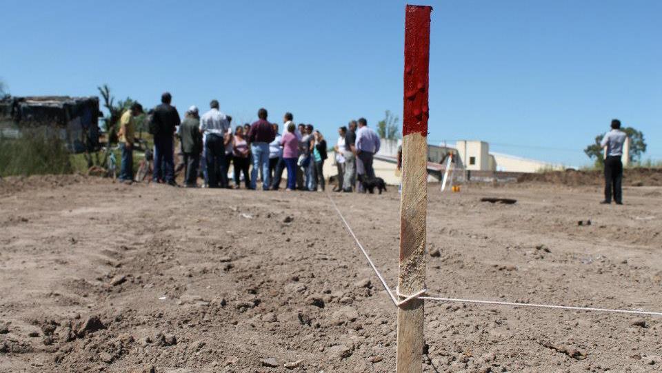 Tierras en conflicto (gobierno ciudad de Santa Fe)