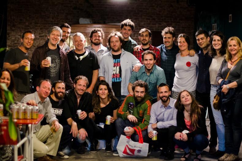 Los hosteleros de Rosario reunidos en la nueva Cámara de Hostels