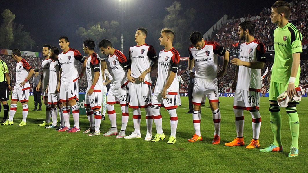 Víctor López y Hernán Bernardello podrían volver al once inicial. (Foto: Nob oficial)