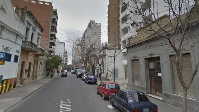 La entrada del boliche La Tienda, el último lugar donde se vio a Gerardo Escobar con vida