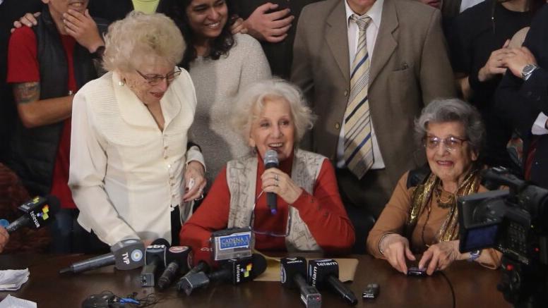 La organización que preside Estela de Carlotto informó que a las 13 se brindarán detalles sobre este encuentro. (Foto: www.jus.gob.ar)
