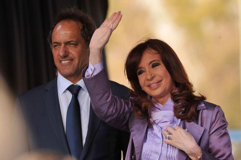 La presidenta destacó la recuperación ferroviaria en el país y criticó a la oposición.