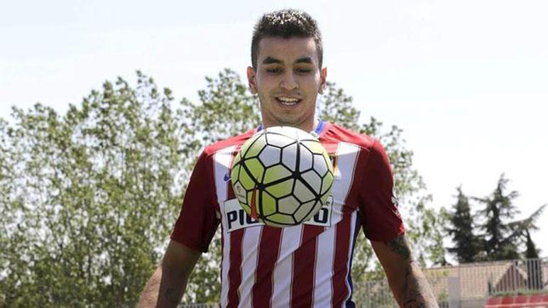 Correa ya debutó con el Atlético y tendrá su chance en la selección del Tata (EFE)