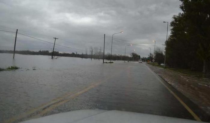 Las próximas precipitaciones pueden provocar más complicaciones en las rutas.