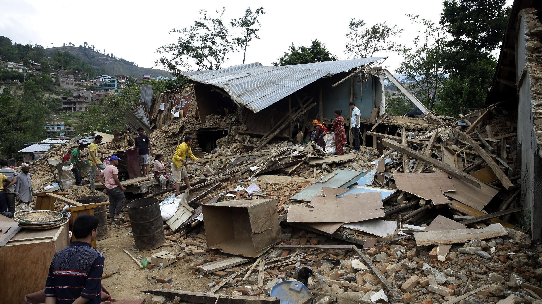 El simulacro es para lograr bajar los muertos ante un posible desastre natural