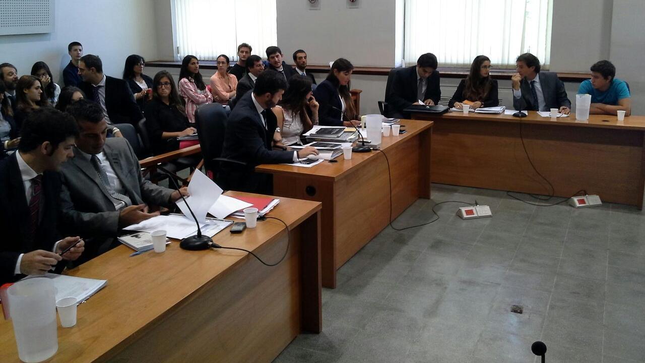 En los tribunales provinciales empieza el juicio por Emiliano Cáceres Ferreyra y Facundo Aguirre.