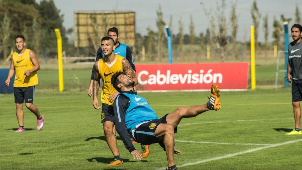 El plantel auriazultiene otra jornada de entrenamiento en Arroyo Seco.