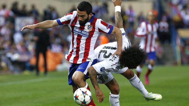 No hubo goles entre los equipos de Madrid