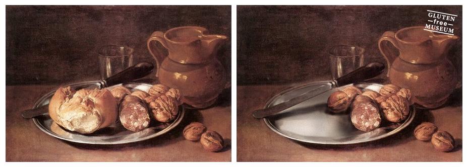 Picada sin pan. AutorJean Siméon Chardin