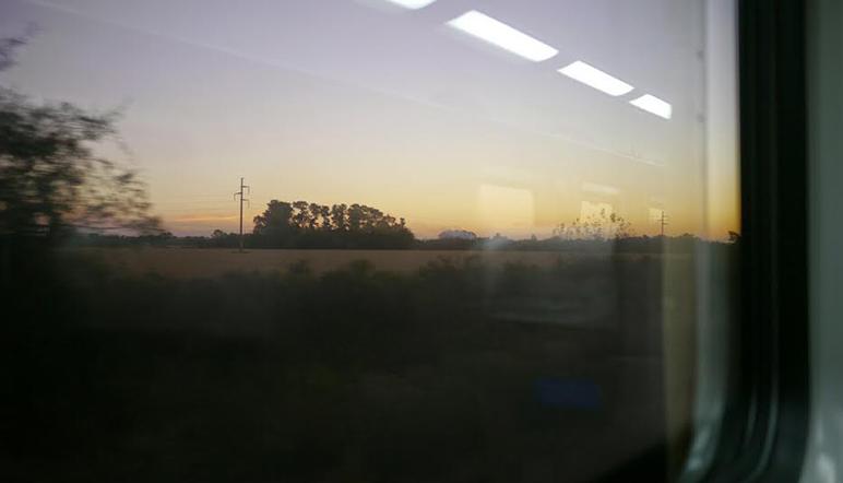 Buenos Aires y Rosario nuevamente unidas por el tren