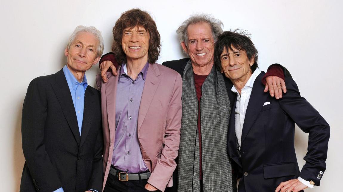 Los viejos rockeros, ¿llegarán a la Argentina?
