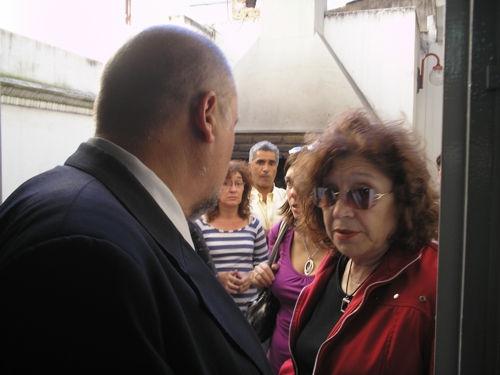 La ex jueza que no investigó el crimen de Medina.