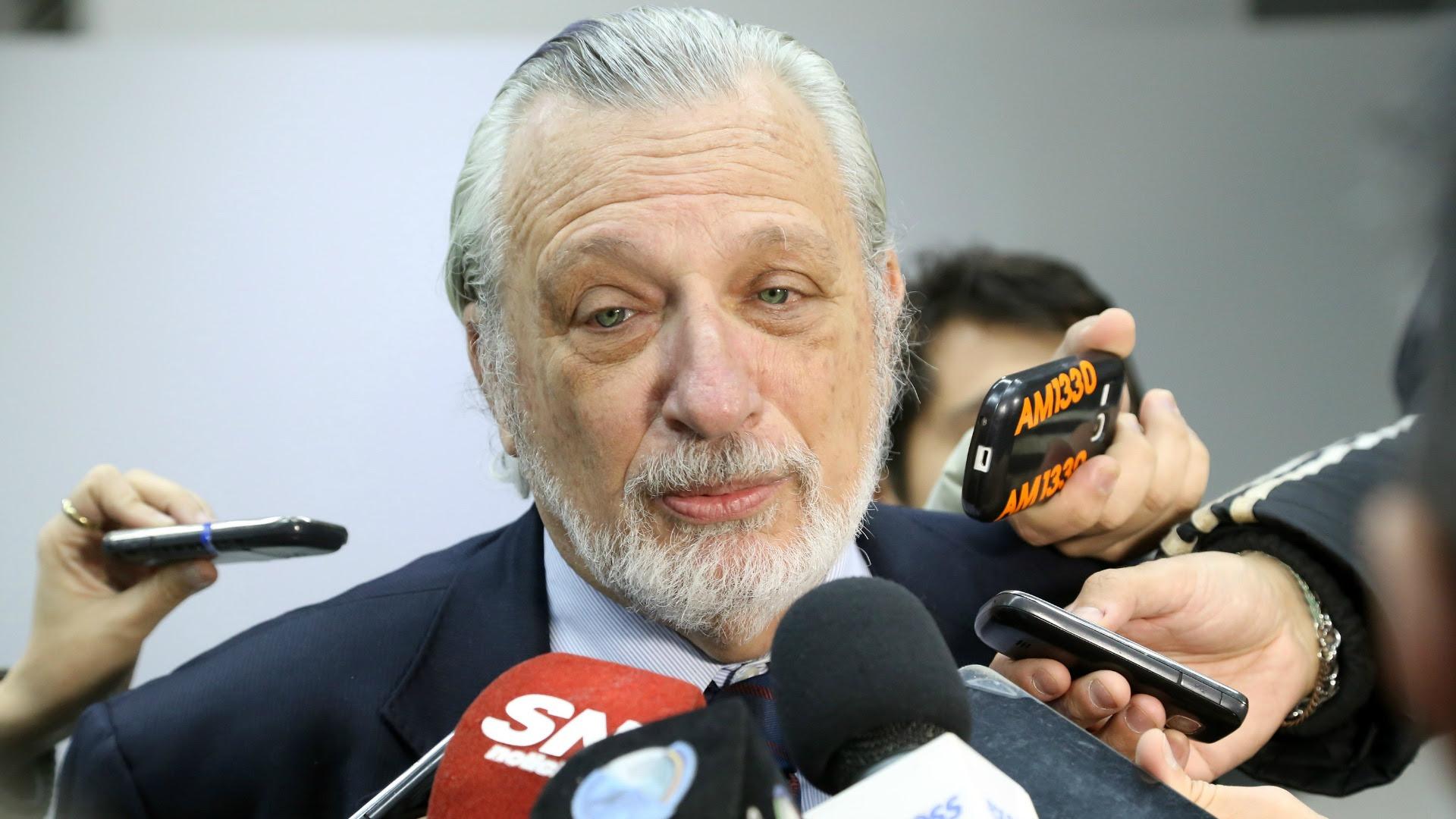 Ricardo Silberstein, ministro de Justicia.