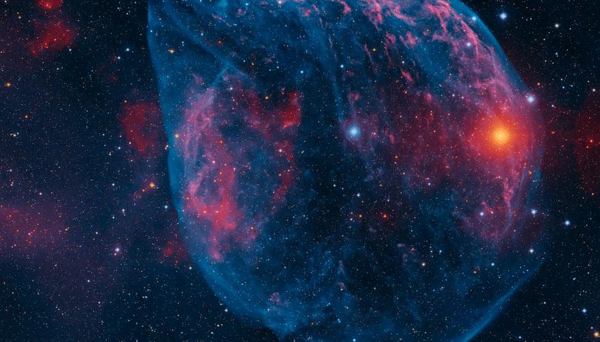 """Las fotografías ganadoras del """"Astronomy Photographer of the year 2020"""""""