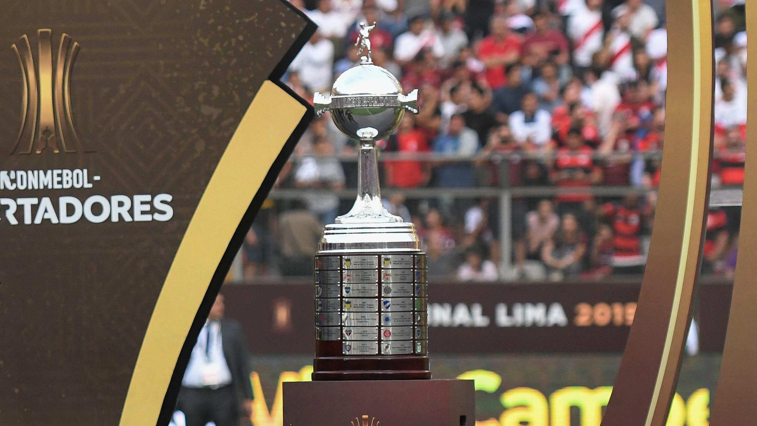 La Libertadores vuelve en medio de la pandemia (Télam)