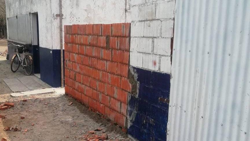 Mejoras edilicias para el Picapiedras. Arnold Fútbol Club crece.