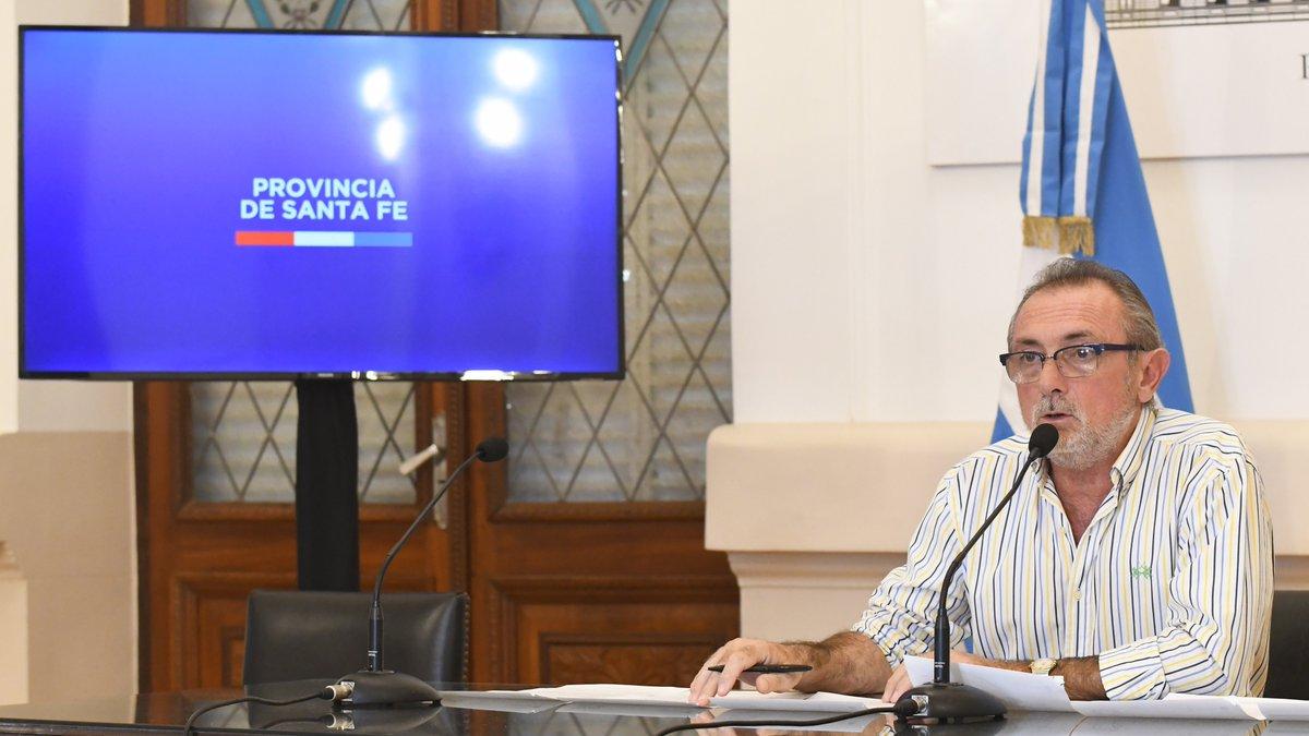 Daniel Costamagna anticipó la cuarta cuota de la Asistencia Económica de Emergencia.