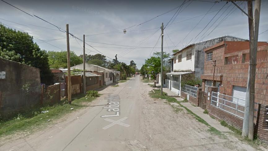 La cuadra del crimen. (Captura de Google Maps)