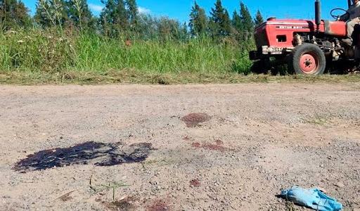 El cadáver fue hallado la tarde del domingo en un camino rural cercano a la localidad de Alvear.
