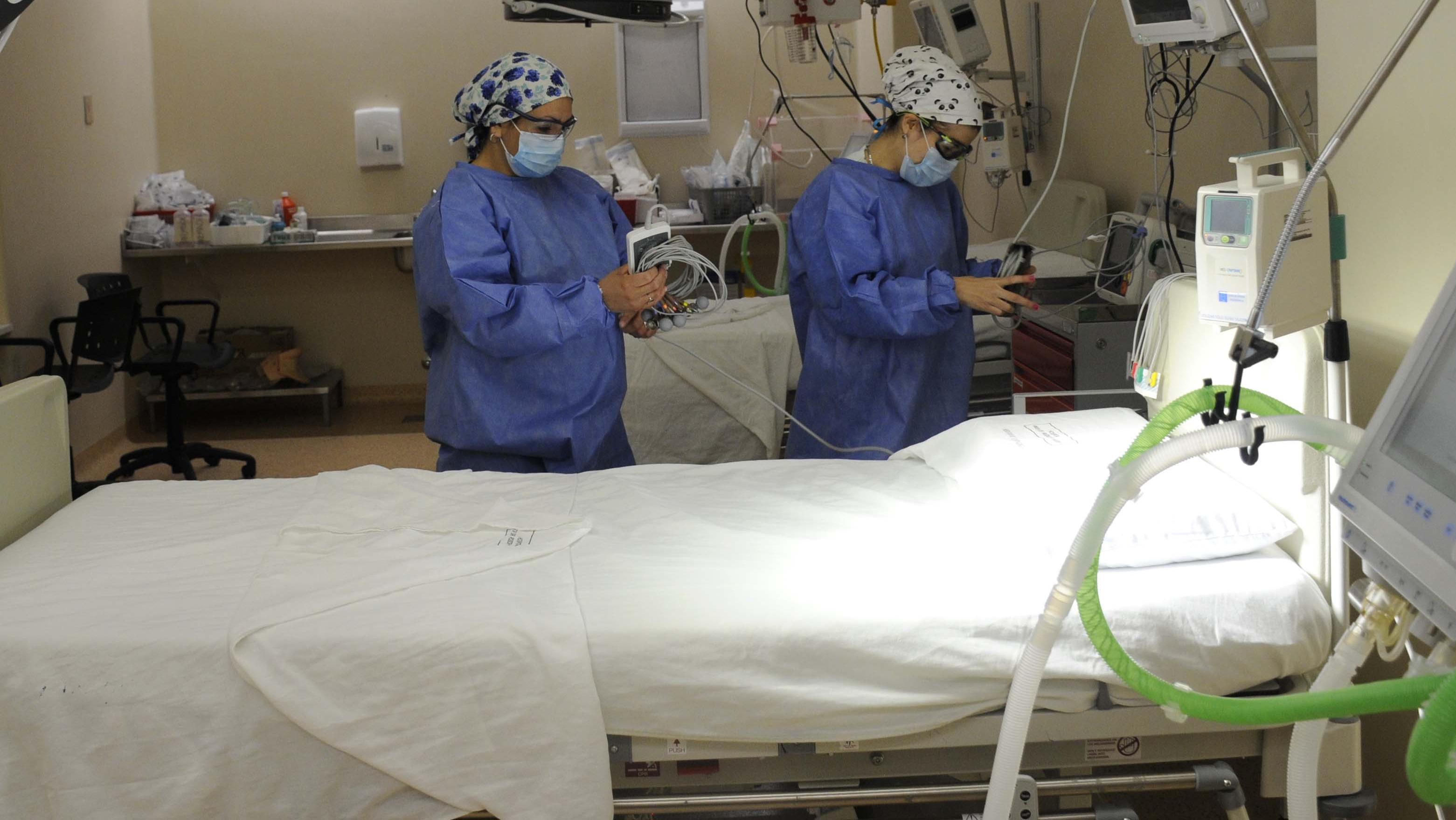 Con 48 nuevas muertes, son 8.401 los fallecidos por coronavirus en el país.