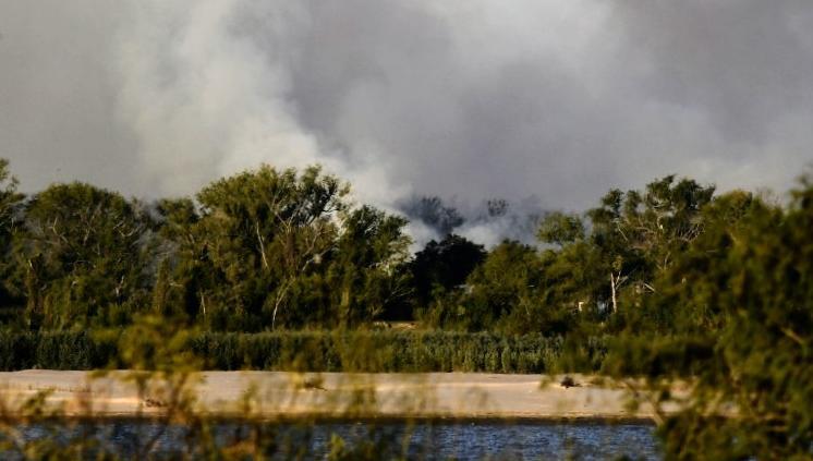 El humo es una parte más del ecosistema