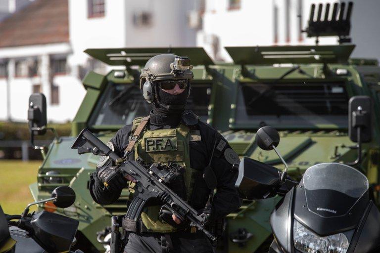Complemento para la policía santafesina