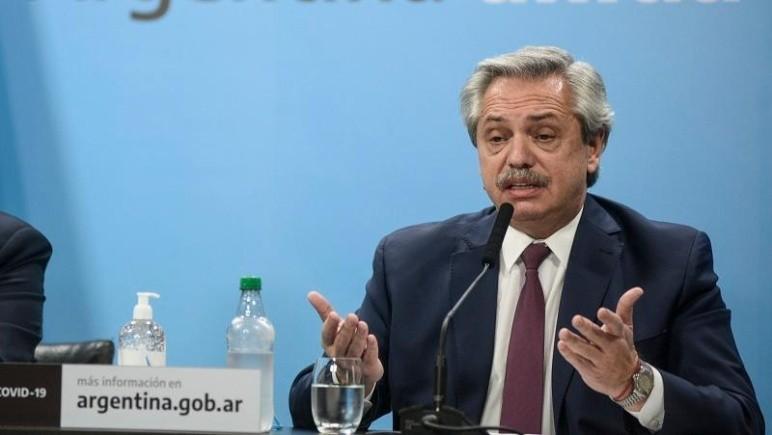 Fernández envió el discurso para la ONU