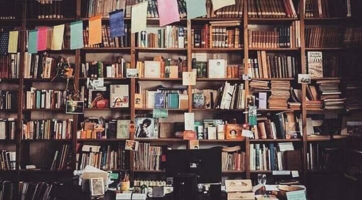 La Alfonsina hizo un ciclo en redes de recomendaciones de libros para seguir conectados con el público.