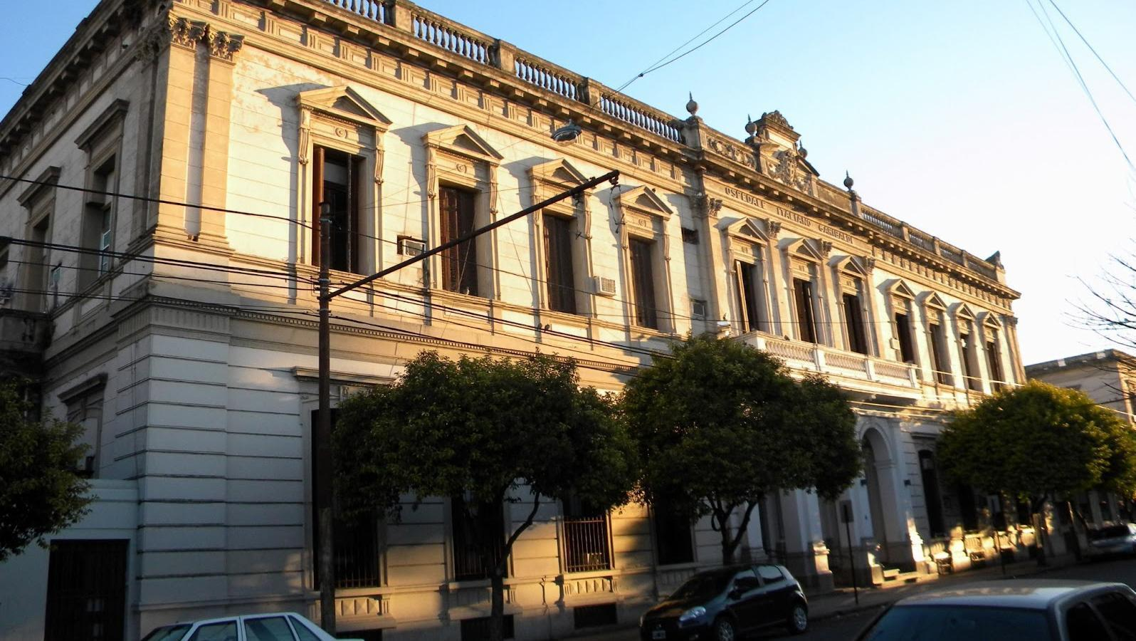 El hombre murió en el Hospital Italiano de Rosario