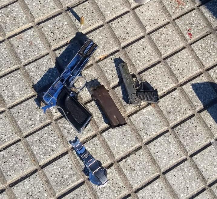 Mercado negro y falta de municiones, dos problemas actuales.