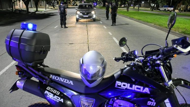 El personal policial volverá a estar activo en la noche.
