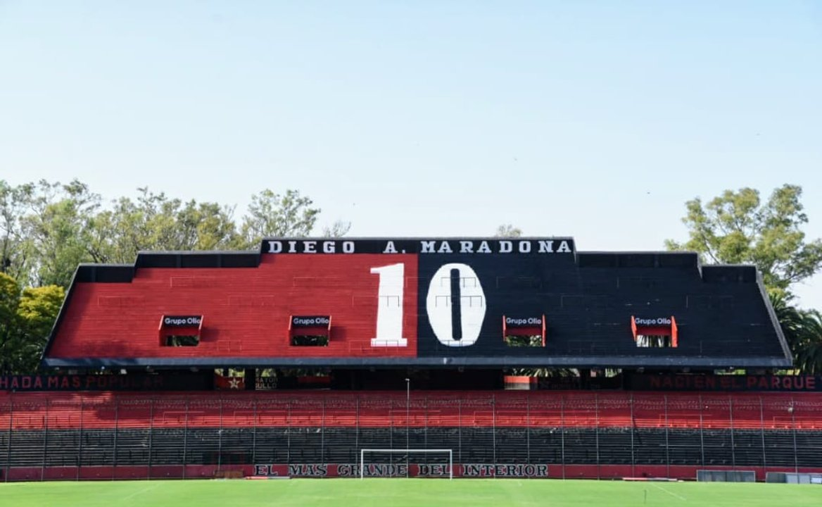 Los homenajes en Rosario se multiplican.