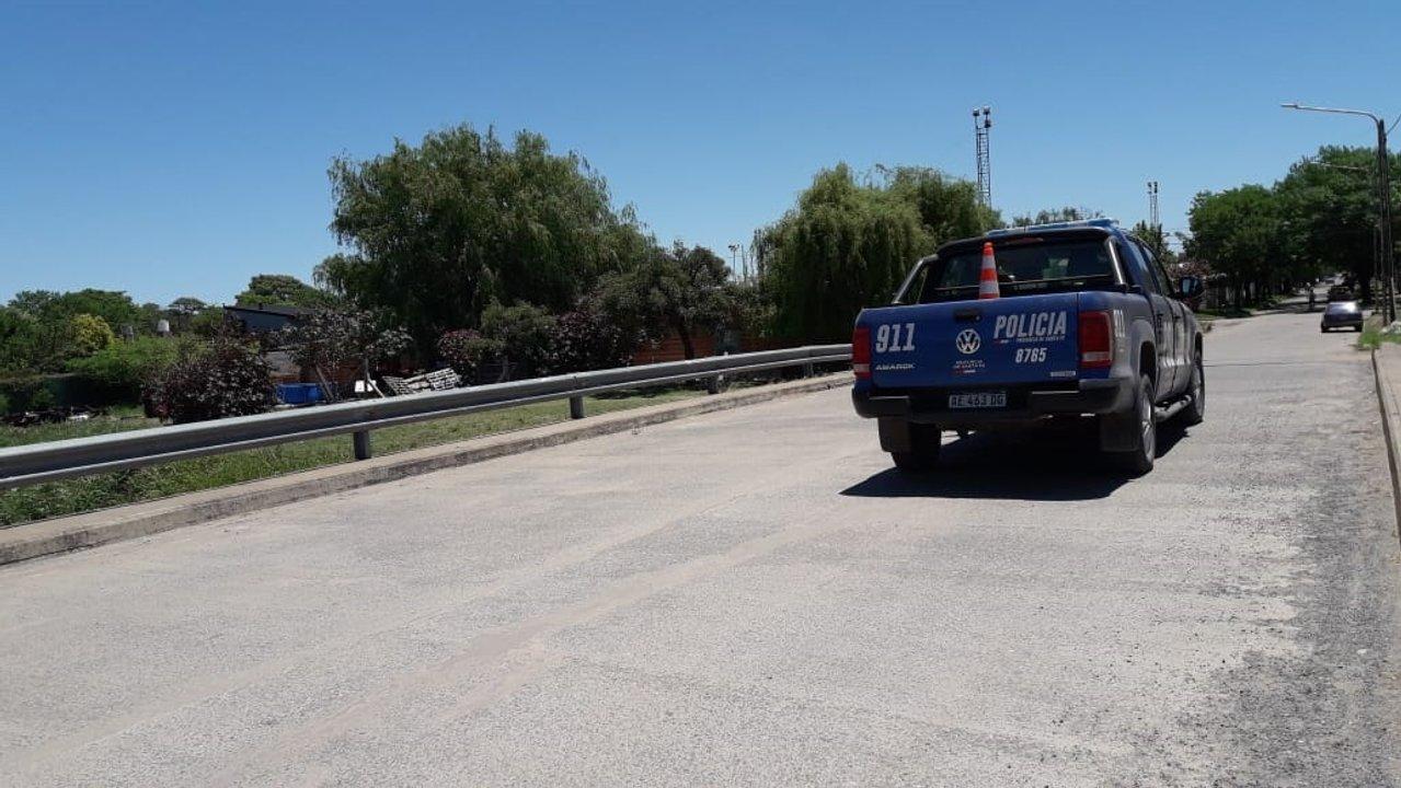 El malhechor volvió a ser captura en la zona del Canal Candelaria, en barrio Barracas.