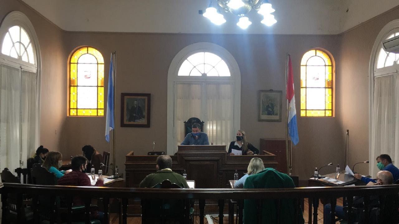 El Concejo emitirá un dictamen sobre el pedido que hicieron algunos particulares.