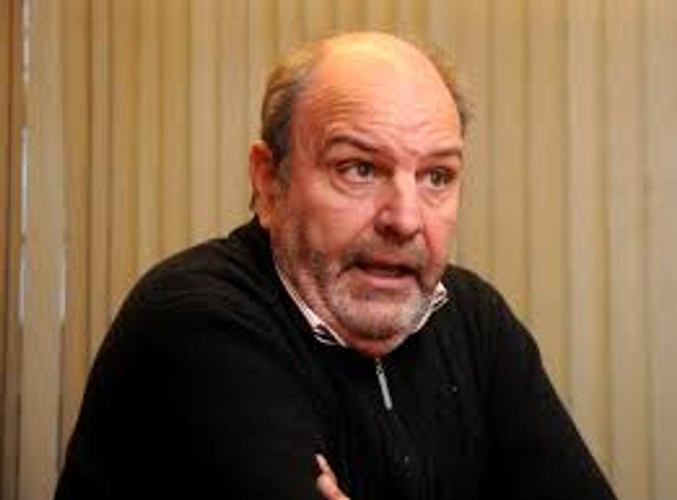 Horacio Tettamanti, ex subsecretario de Vías Navegables.