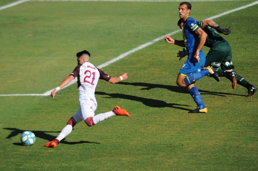 Gol de Orozco,