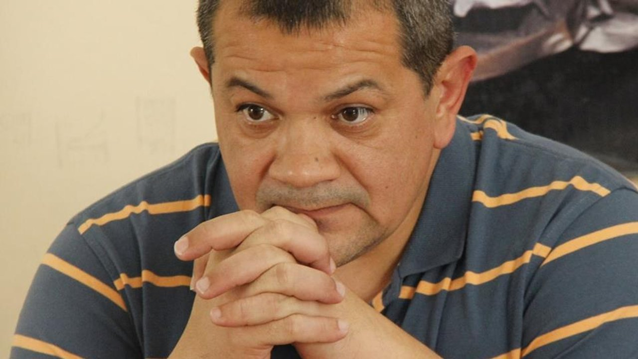 Martín Lucero, de Sadop