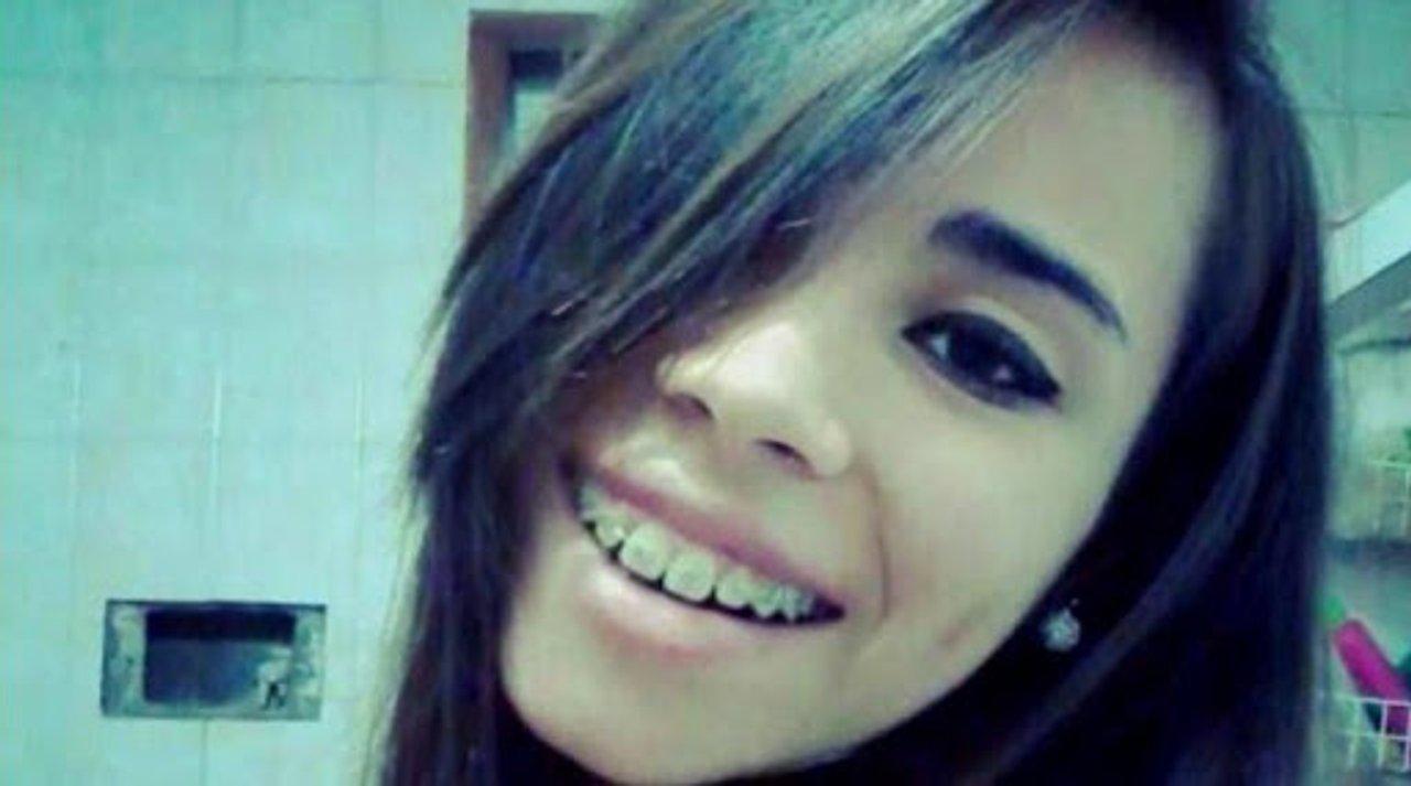 María Fernanda Chicco tenía 18 años al momento de su asesinato.
