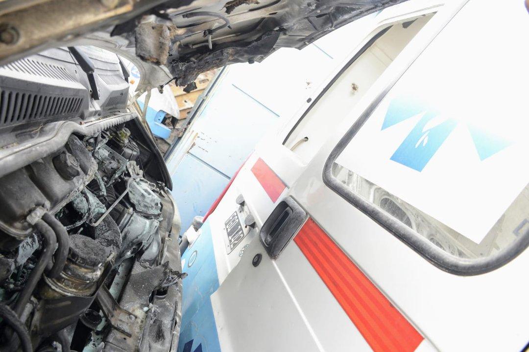Trabajadores revelaron que la flota de ambulancias se ha deteriorado. (RosarioPlus)