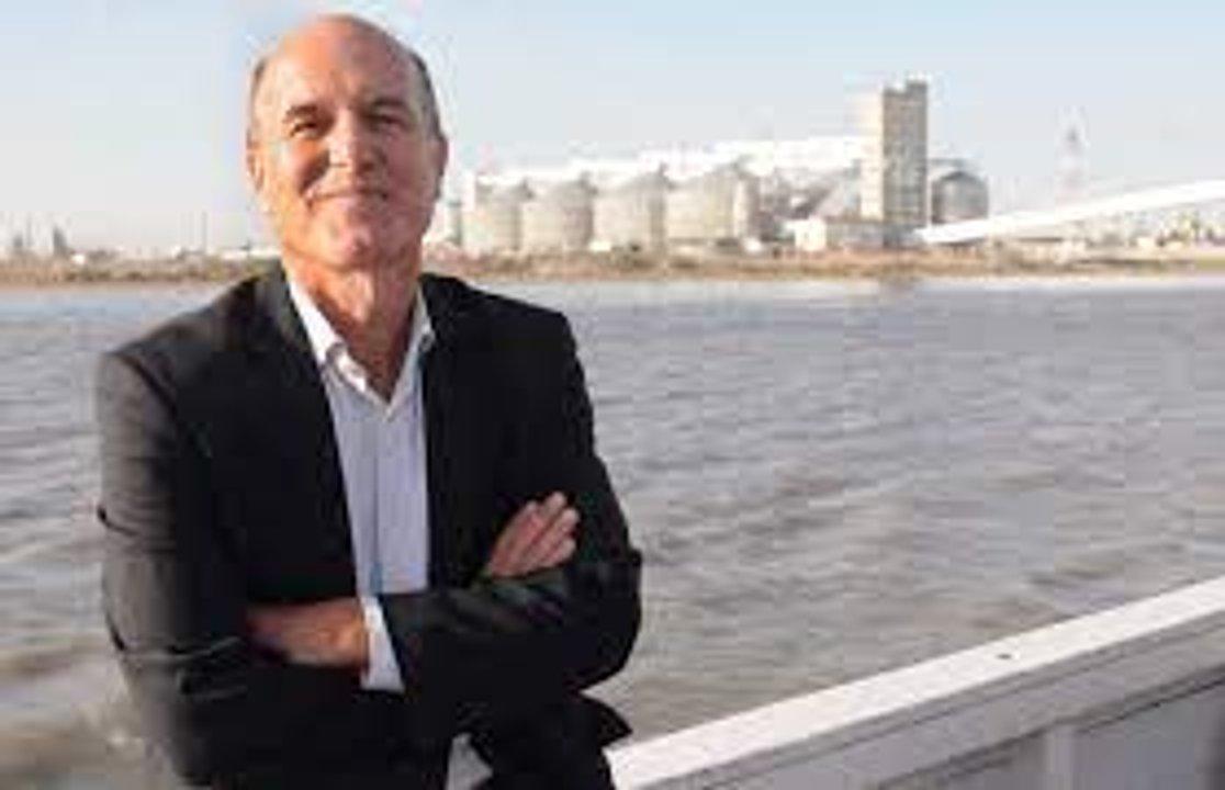 Luis Zubizarreta, al frente del interés de los puertos.