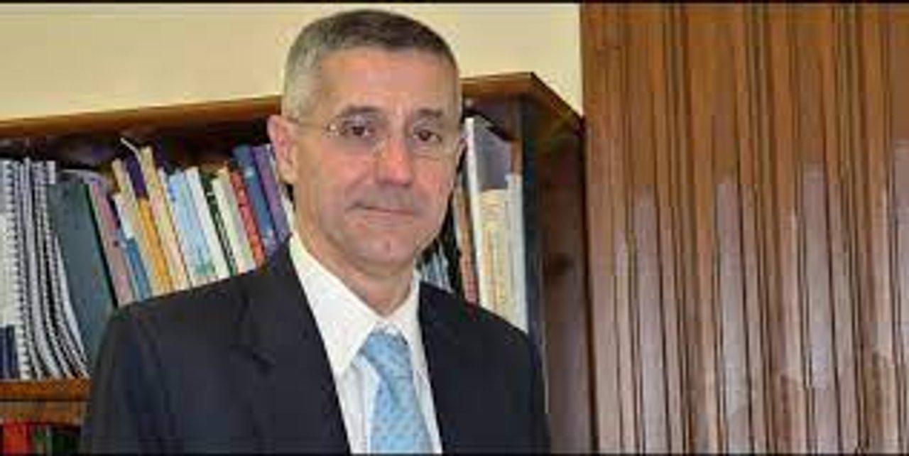 Alfredo Sesé, de la Bolsa de Comercio de Rosario.