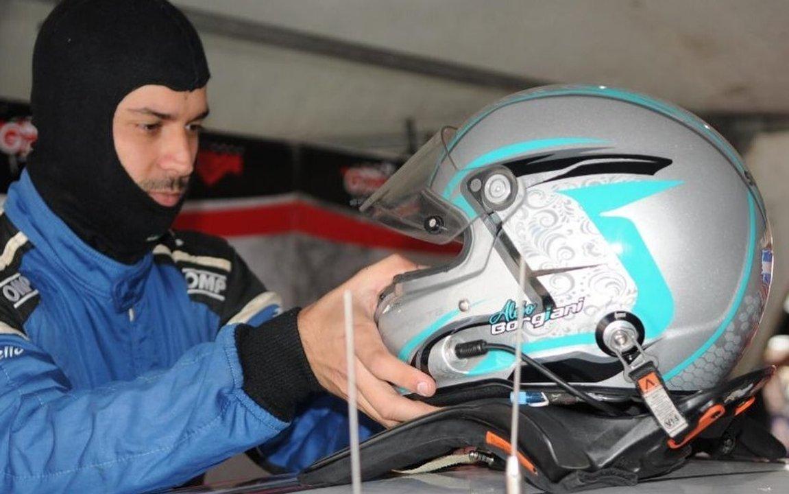 Alejo Borgiani va por su año de consolidación en la categoría.